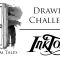 Drawing Challenge: My first & second week of Inktober